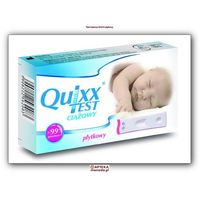 TEST ciążowy QUIXX płytkowy*1 szt.