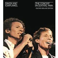 The Concert in Central Park (Deluxe Edition) (CD+DVD) - Simon & Garfunkel