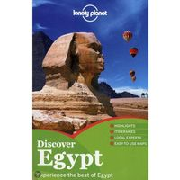 Egipt Lonely Planet Discover Egypt, rok wydania (2012)