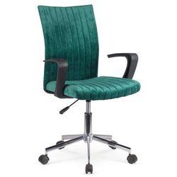 Fotel obrotowy dla ucznia Entler - zielony