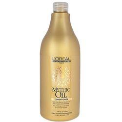 L'Oreal MYTHIC OIL CONDITIONER Nawilżająca odżywka nabłyszczająca do każdego rodzaju włosów (750 ML) ze sklepu MadRic.pl