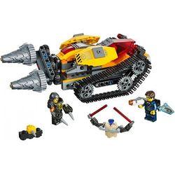 Lego Ultra Agents Wiertnica 71068, kategoria wiekowa [8+]