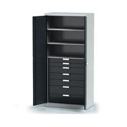 Szafa warsztatowa - 3 półki, 7 szuflad marki B2b partner