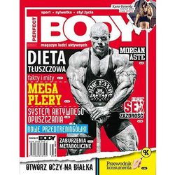 Magazyn Perfect Body nr 38 (marzec/kwiecień 2016) (kategoria: Czasopisma)