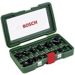 Zestaw frezów BOSCH Promoline (15 elementów) + DARMOWY TRANSPORT!, towar z kategorii: Zestawy narzędzi ręc