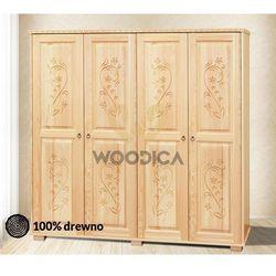 Woodica 5. szafa góralska [4d] 162x190x57