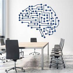 Szablon do malowania mózg abstrakcja 2550