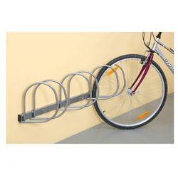 Stojak na rowery na ścianę z ukośnymi uchwytami - 3 rowery - sprawdź w wybranym sklepie
