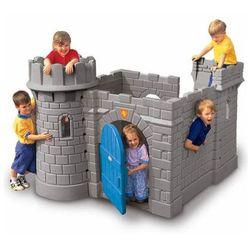 LT Klasyczny Zamek Ze Zjeżdżalnią domek ogrodowy (0050743172083)