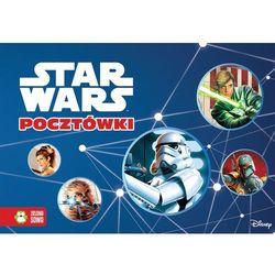 Star Wars Pocztówki - Wysyłka od 3,99 - porównuj ceny z wysyłką, pozycja wydawnicza
