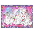 BoMaBi Kolorowanka podłogowa - Disney Princess Animals - sprawdź w wybranym sklepie