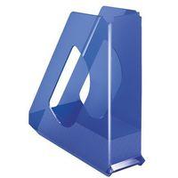 Pojemnik  europost a4/70mm, 21437 przezroczysty-niebieski wyprodukowany przez Esselte