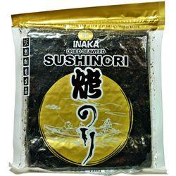Inaka Glony do sushi nori gold 50 szt. -