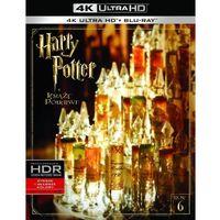 Harry Potter i Książę Półkrwi (4K Ultra HD) (Blu-ray) - David Yates (7321999345761)