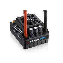 Regulator EzRun MAX8 150A V3 Traxxas-plug Hobbywing z Kartą Programującą z kategorii Pozostałe narzędzia