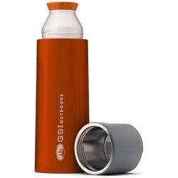 Termos gsi glacier stainless 1 l vacuum bottle orange - pomarańczowy marki Gsi outdoors