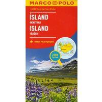 Marco Polo Mapa Samochodowa Islandia 1:650 000 Zoom