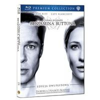 CIEKAWY PRZYPADEK BENJAMINA BUTTONA (2BD) PREMIUM COLLECTION GALAPAGOS Films 7321996223628