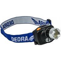 Latarka czołowa DEDRA L1010 (3 Watt)