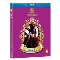 Charlie i fabryka czekolady (Magia kina - Blu-Ray) - Tim Burton