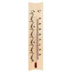 Termometr pokojowy 18,5x4cm -bio marki Florentyna
