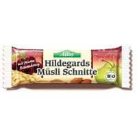 Baton Musli Św.Hildegardy BIO 30g (Allos) - produkt z kategorii- Płatki, musli i otręby