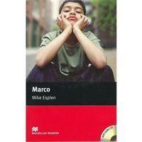 Marco Macmillan Readers + CD Beginner (9781405076265)