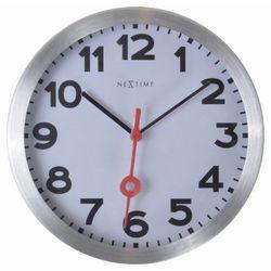 - zegar ścienny station 35 cm - cyfry marki Nextime