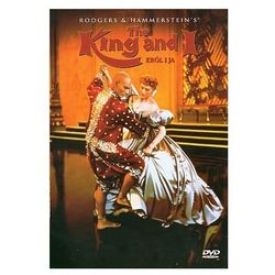 Król i ja (DVD) - Walter Lang - produkt z kategorii- Romanse