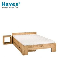 Łóżko sosnowe Hevea Orient