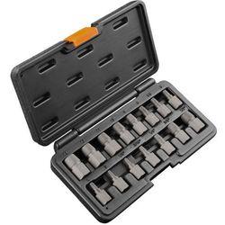 Zestaw wkrętaków NEO Zestaw wkrętaków do zerwanych śrub NEO 09-607 (15 elementów) - sprawdź w wybranym sklepie