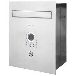 S551-SKP Skrzynka na listy z wideodomofonem (5907281202619)