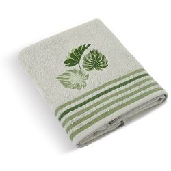 ręcznik kąpielowy monstera biały, 70 x 140 cm, 70 x 140 cm od producenta Bellatex