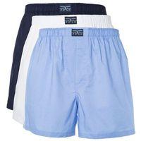 Polo Ralph Lauren Boxer shorts 3 Piece Czarny Niebieski Biały XL