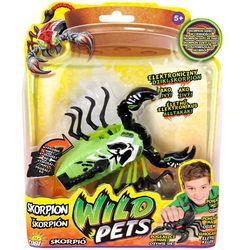 Wild Pets, Interaktywny skorpion Clawpion, zielony - produkt z kategorii- maskotki interaktywne