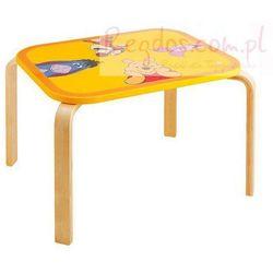 Drewniany stolik, Kubuś Puchatek