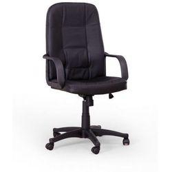 Fotel gabinetowy Halmar Expert czarny
