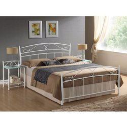 Łóżko Siena Białe 120