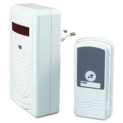 Emos Dzwonek bezprzewodowy 6898-80 biały (8595025363589)