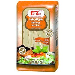 TAO TAO 200g Makaron ryżowy Wstążka