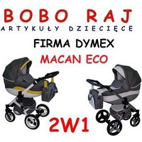 Dymex Wózek głęboko - spacerowy firmy  model macan eco