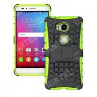 Pancerne etui Kickstand Huawei Honor 5X zielone - Zielony (7426757223708)