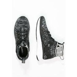 Puma IGNITE EVOKNIT Obuwie do biegania treningowe black/quiet shade/white - produkt z kategorii- obuwie do bie