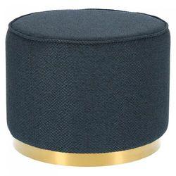 Pufa Kung XL granatowa, kolor niebieski