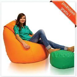 Polskie pufy Pufa, fotel komfort xxl