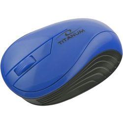 titanum mysz bezprzewodowa optyczna tm115b neon niebieska od producenta Esperanza