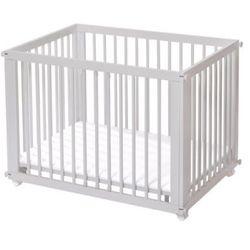 easy baby Kojec Sleep & Play szary