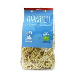 MAKARON (2-JAJECZNY Z KURKUMĄ) WSTĄŻKA BIO 250 g - BIO EUROPA (kasza, makaron, ryż)