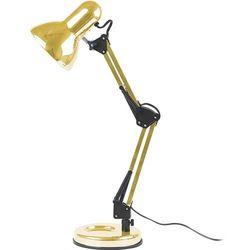 Lampka biurkowa Hobby Leitmotiv złota