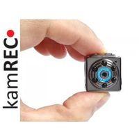 Mini kamera fullhd z czujnikiem ruchu-night vision-podczerwień marki Kamrec